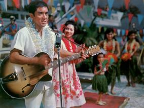 茅ヶ崎映画祭で「ハワイの若大将」を上演
