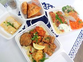 クセになる美味しさのウズベキスタンカフェ【シルクロード・カフェ Silk Road Cafe】