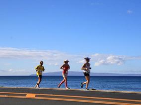 ハワイ諸島5+2 島のランニングを楽しもう!
