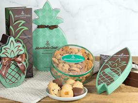 大切なお父さんにハワイ産クッキーを贈ろう