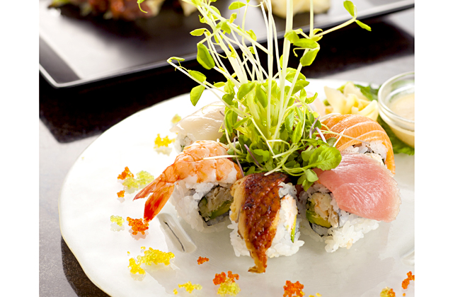 カイワ 鉄板焼き&寿司