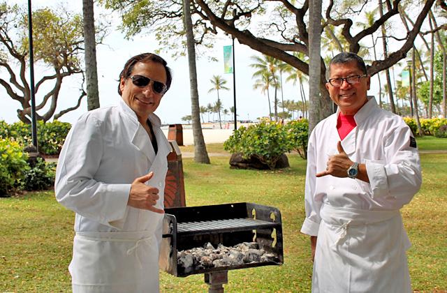 ハワイでビーチBBQ!社員旅行やウェディングにもオススメです
