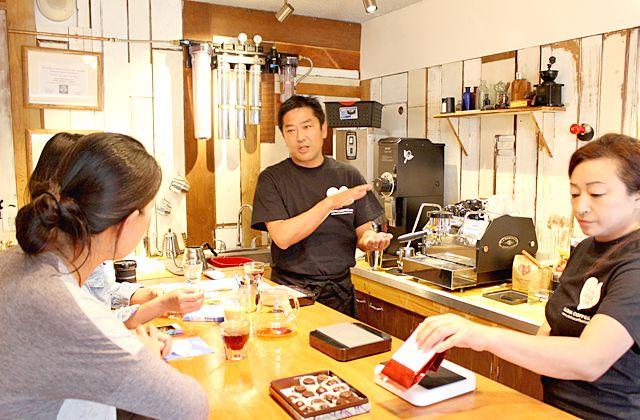 東京でハワイアンコーヒーの美味しい淹れ方教室を特別開催
