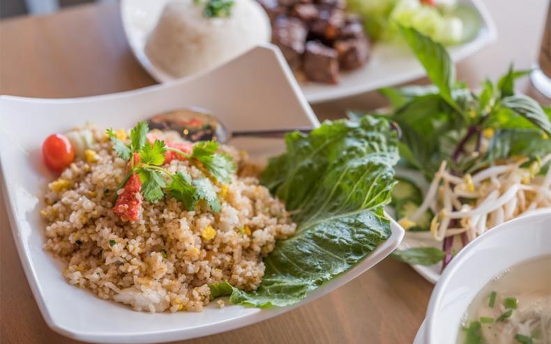 プレート料理が主役の新ベトナムレストラン