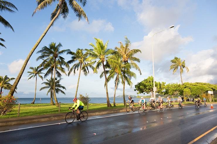 JAL特典あり!オアフ島東海岸を自転車で駆け抜ける