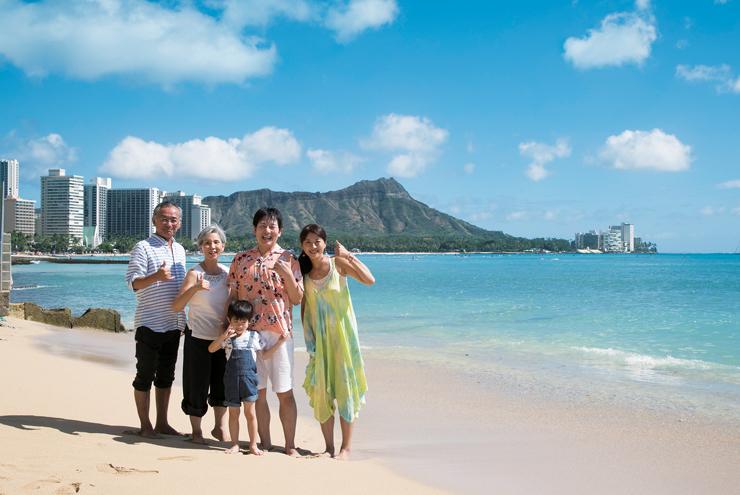 家族みんなに「ごほうび、ハワイ。」のススメ・前編
