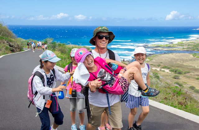 まだ間に合う!ハワイで体験する夏のプチ留学