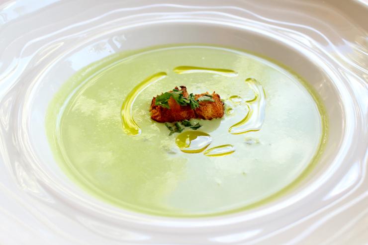 <スープ>