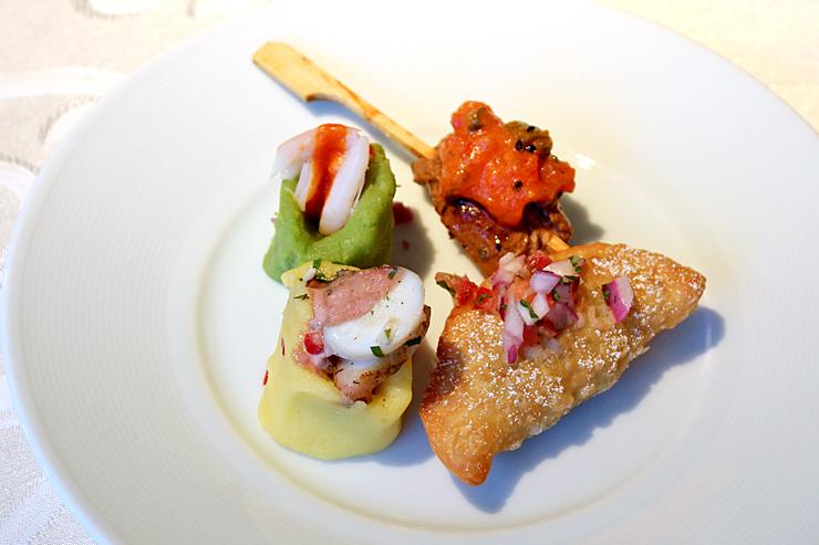 カハラ「ホクズ」期間限定のペルー料理ディナー