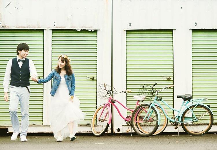 レンタル自転車(思い出)