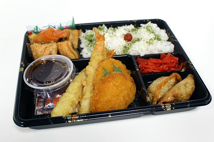 <おすすめフード>和食弁当  $6.99〜
