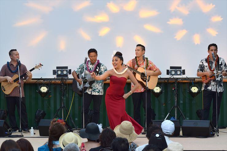 マノアDNA&ミスアロハフラ2017/Kelina Kiyoko Eldredge