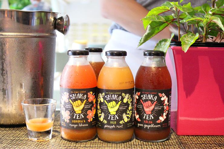 ハワイ生まれのヘルシーなお茶「シャカティー」