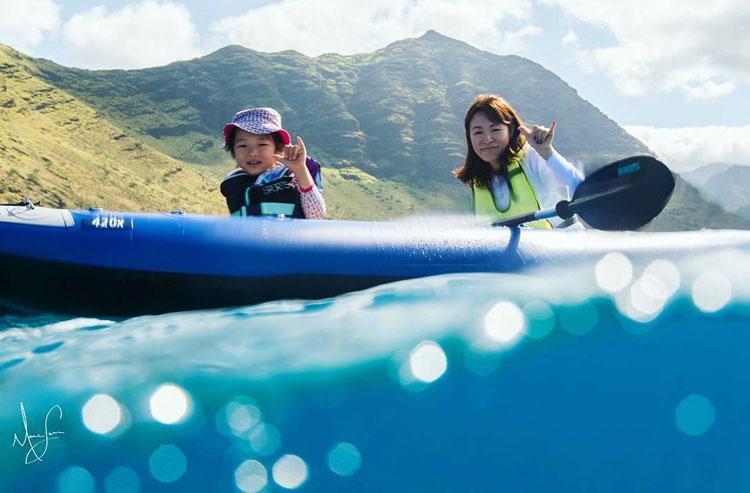 イルカやマンタと遊ぶツアーの夏休みキャンペーン