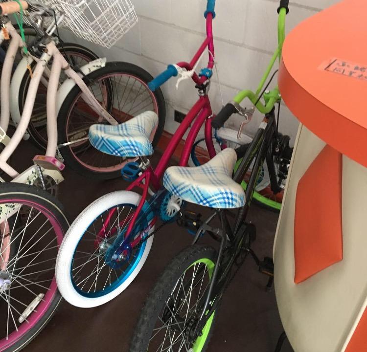 子供用(レンタル自転車)