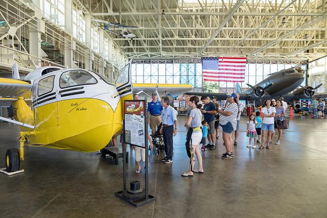 特別イベントも充実!航空博物館を楽しもう