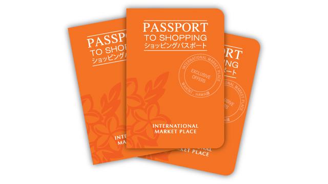 ショッピングパスポート(特別クーポンブック)進呈