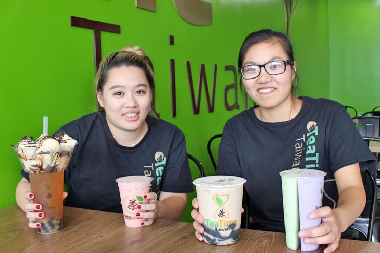 カイルアに台湾スタイルの新カフェがオープン