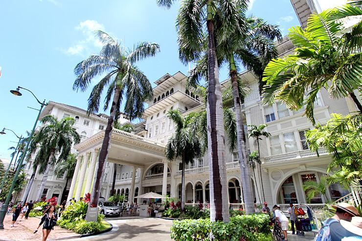 ワイキキ最古のホテル、モアナ サーフライダーに迫る【ロイヤル ハワイアン ラグジュアリー コレクション リゾート】
