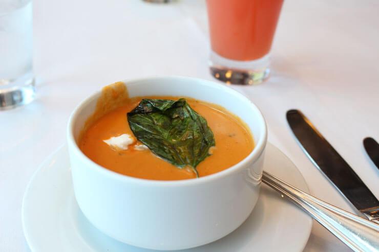 ロースト・トマト・スープ