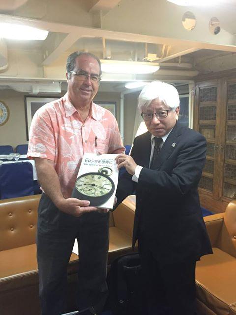 広島平和記念資料館様にご来館頂きました。