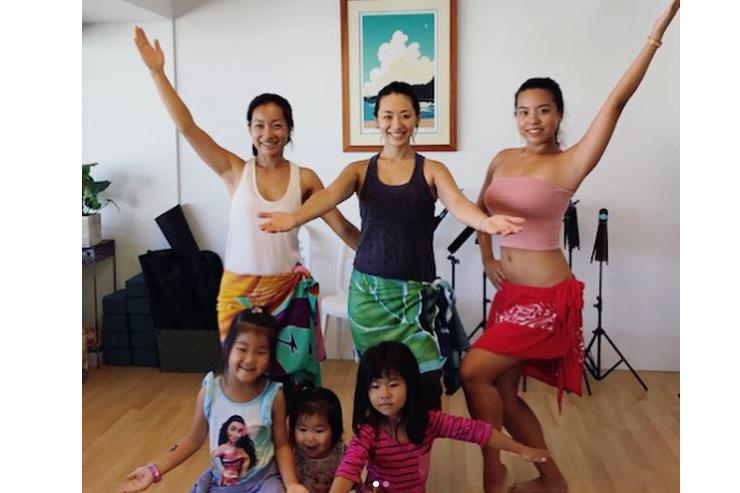 タヒチアンダンスのレッスンを無料で体験