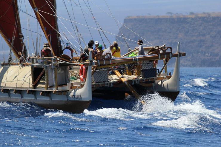 約3年をかけて世界一周航海を成し遂げた「ホクレア号」の航海秘話とは。