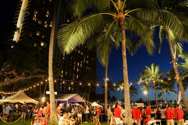 100種類のビールが集結!ハワイ最大のビールの祭典