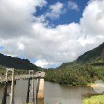 ハワイの大自然を感じながら深呼吸