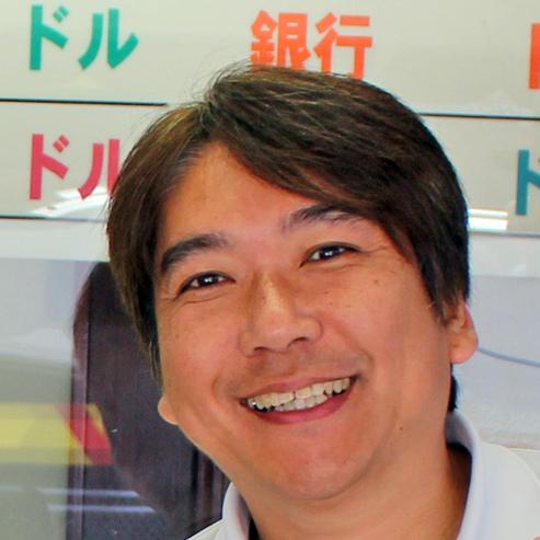 アロハ日本円両替店 ユウスケさん