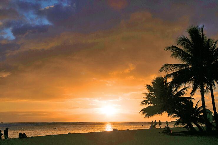 大切な人へのプレゼントにもハワイ旅行が最高な理由