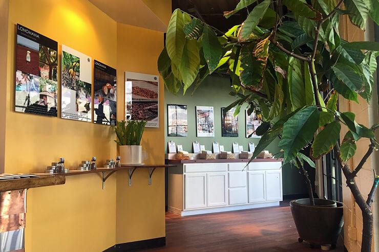 こだわりのハワイ産チョコが初の実店舗をオープン