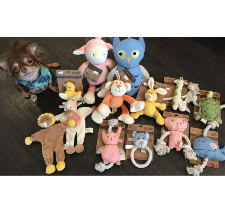 犬用おもちゃ:Simply Fido