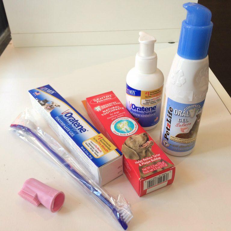 カルビン&スージー・お口のケア用・歯ブラシ・歯磨き粉・ジェル