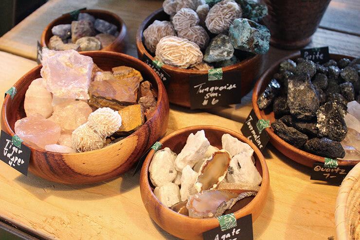 天然石各種