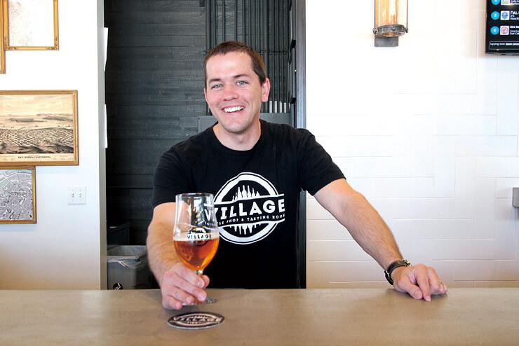 クラフトビールは16種類用意。
