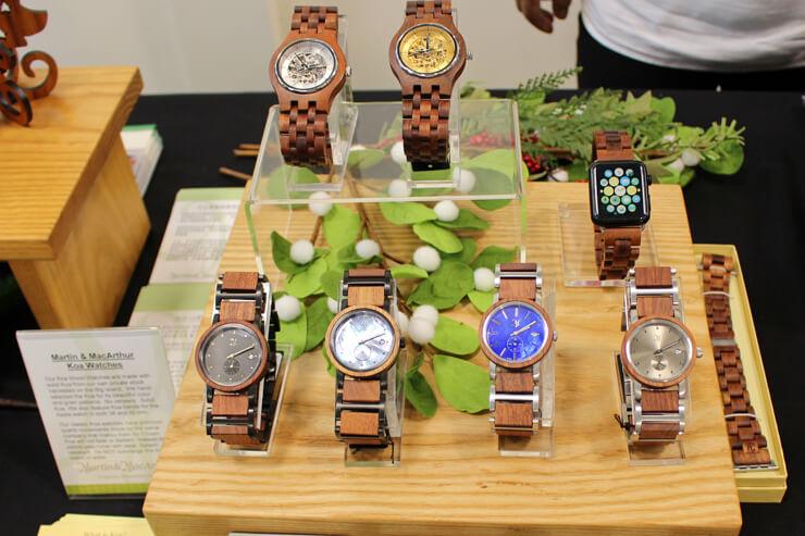 スタイリッシュなコア製の時計(マーティン&マッカーサー)