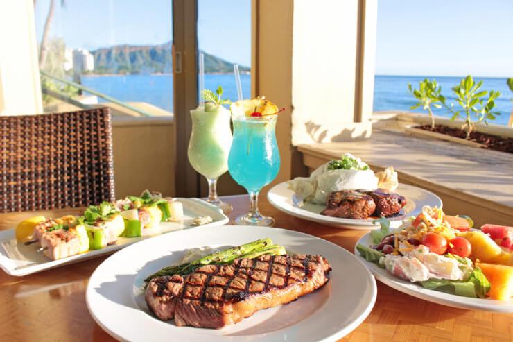 海前BBQが楽しめるオーシャンビューレストラン誕生!