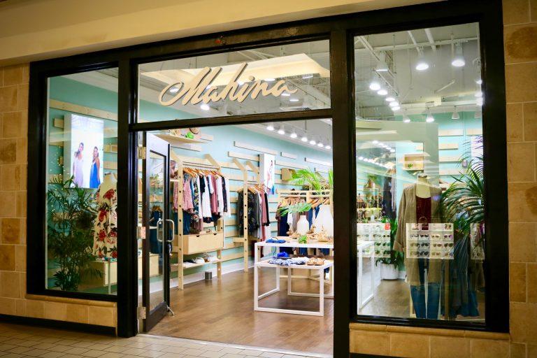 【カハラモール 新店情報】マヒナでハワイ最新ファッションを!