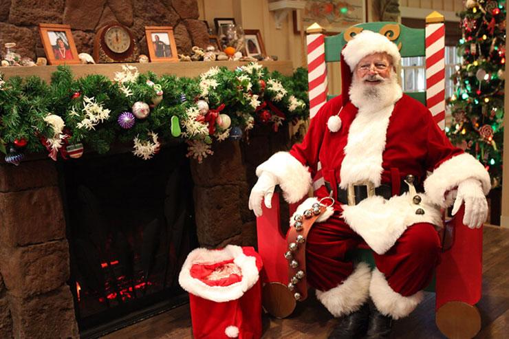クリスマスシーズン到来!ホリデー限定のアウラニ