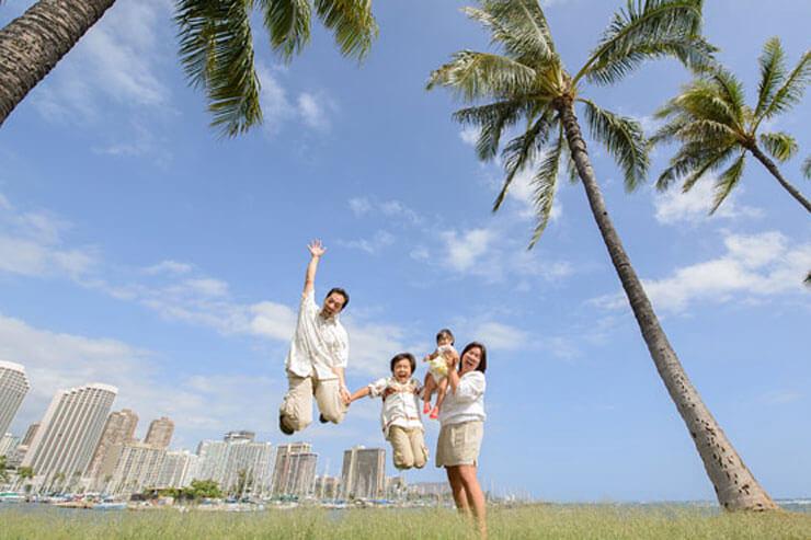 【チャット】両親日本人のハワイ子育て、どうですか?