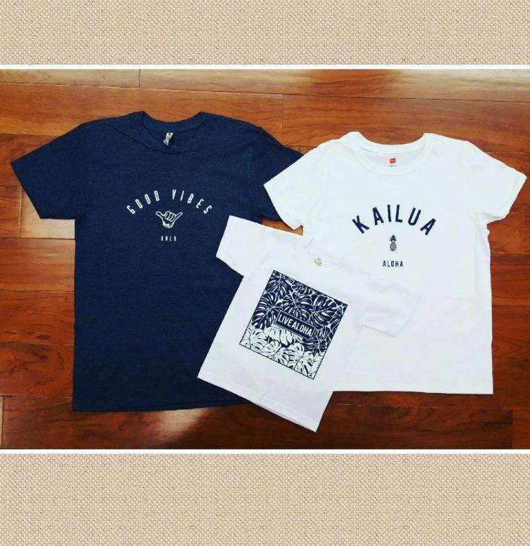 ハワイになじめるシンプル&オシャレTシャツ