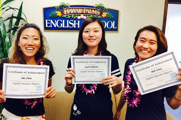 12月はハワイでプチ留学!英語集中コースが35%オフ