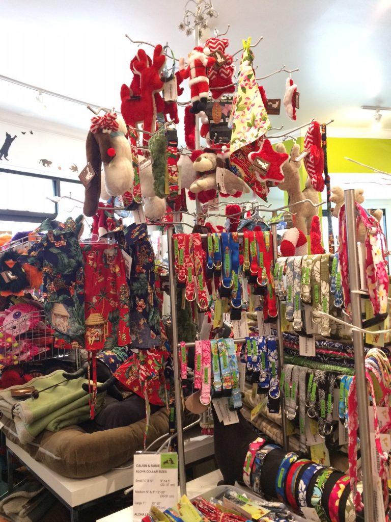 カルビン&スージー・クリスマスの雰囲気の店内 - 2