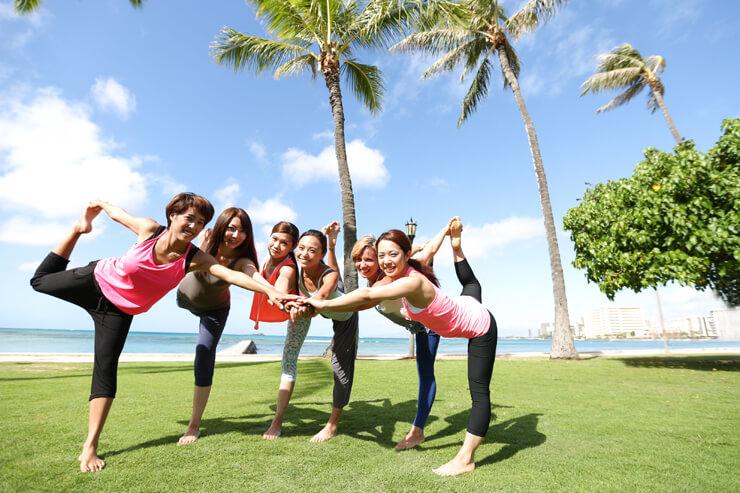 日本でハワイヨガ留学の知識を入手しよう