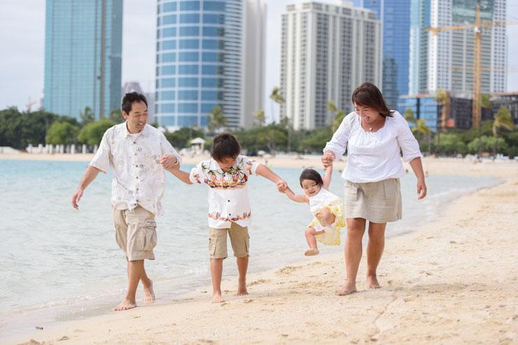 【チャット】ハワイ子育て:日英バイリンガルへの道