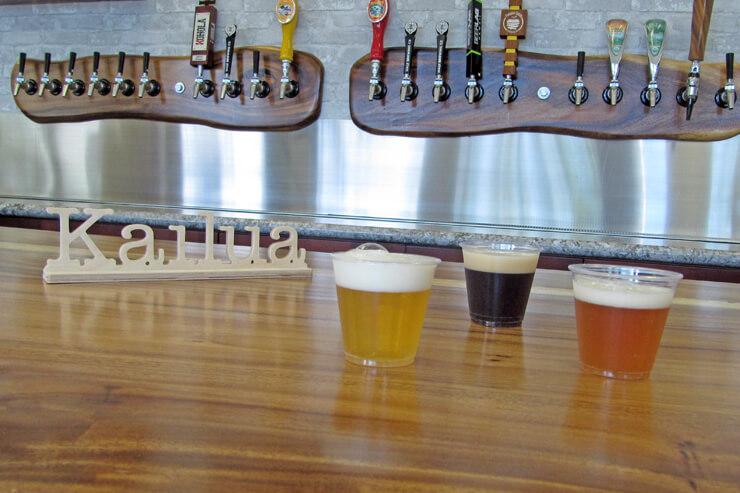 カイルアでお気に入りの地ビールを発見しよう