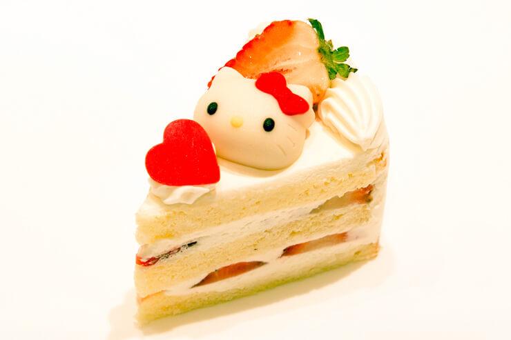 ハローキティ ショートケーキ:$5.75