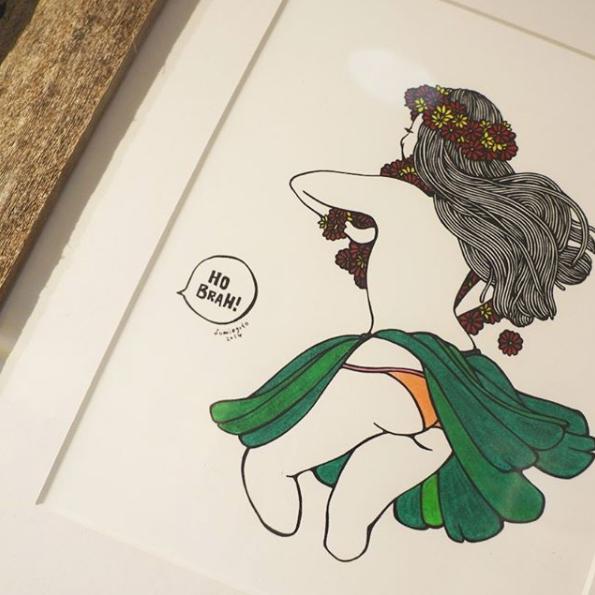 大注目クリスゴトウのアートプリント