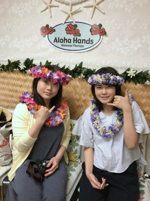 残りのハワイ旅行も元気に楽しめそうです!